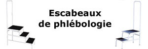 Escabeaux de Phlébologie